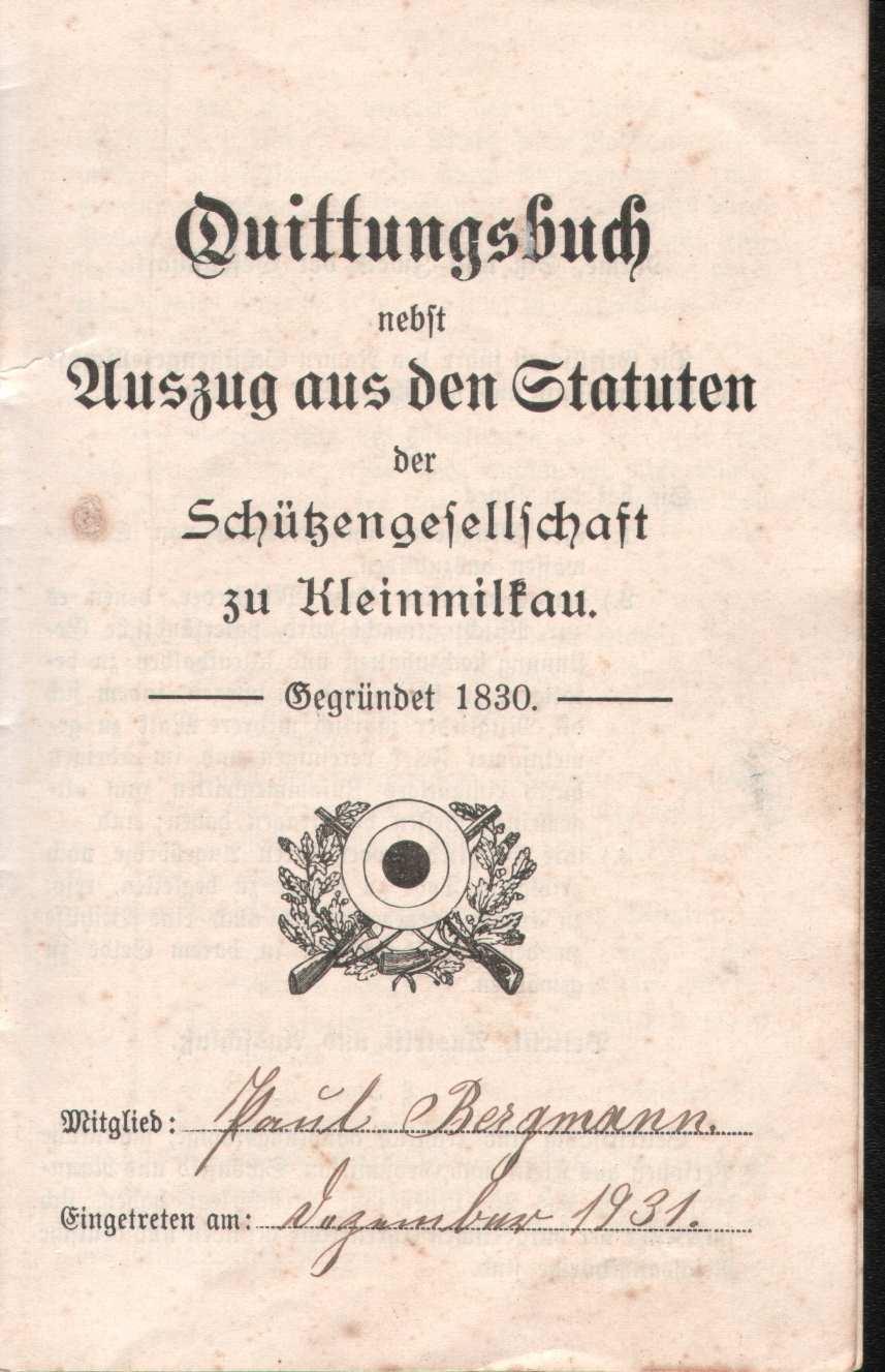 Dorable Druckbare Quittungsbuch Composition - FORTSETZUNG ...
